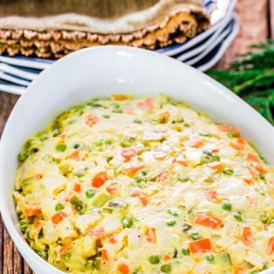 Beef Salad (Salata de boeuf)