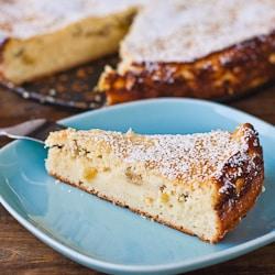 """Cheese """"Cake"""" (Prajitura cu branza)"""