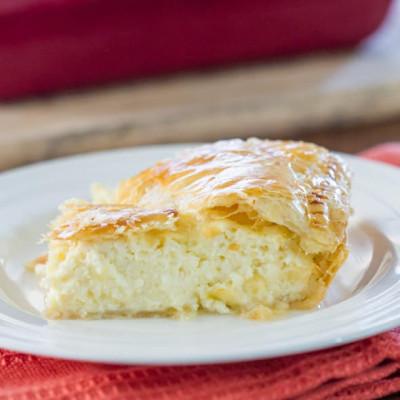 Greek Savory Cheese Pie