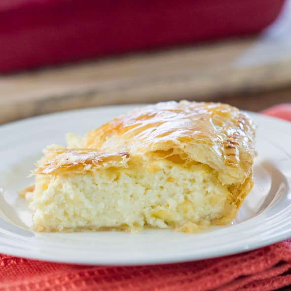 Greek Savory Cheese Pie