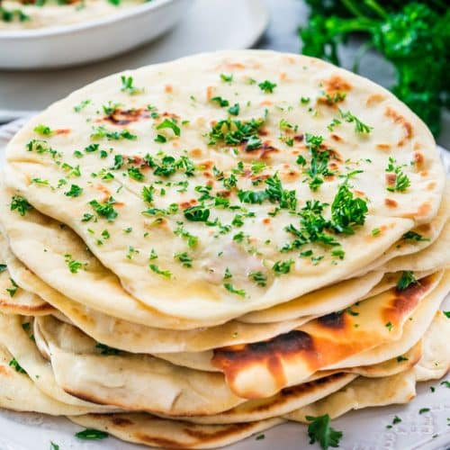 Naan Bread Jo Cooks