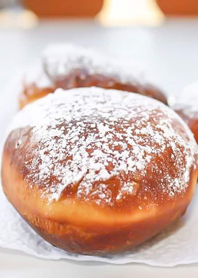Filled Donuts (Paczki)