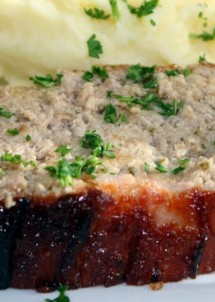 bacon wrapped meatloaf8