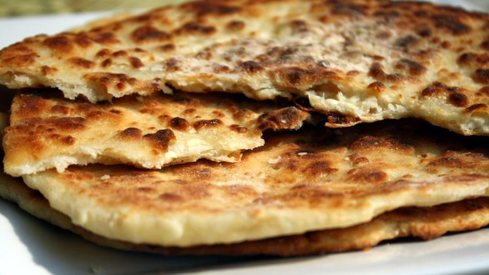 Feta Cheese Flat Breads