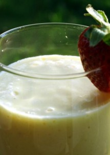 mango banana smoothie5