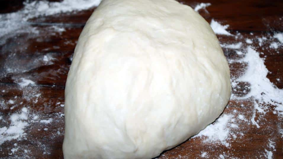 Big ball of dough