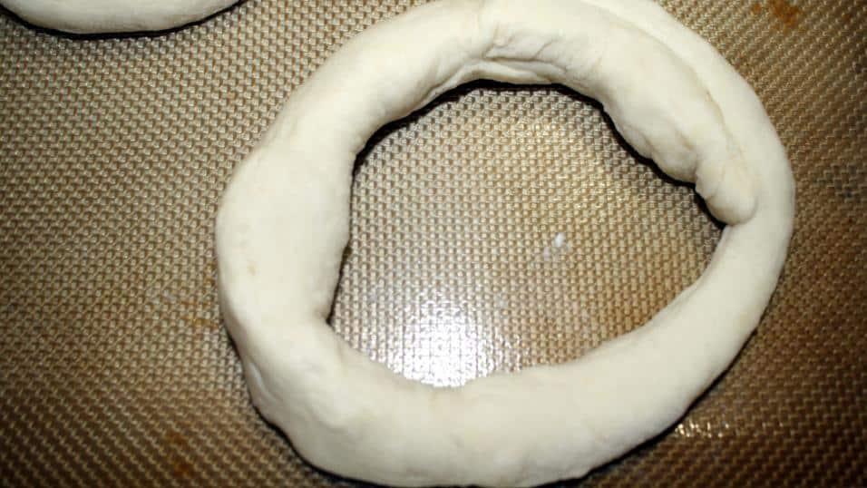 Dough ring