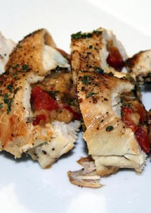 stuffed chicken breasts1