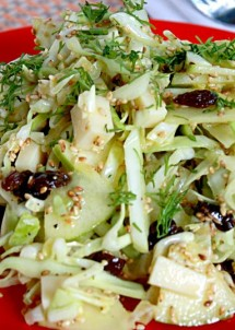 cabbage salad with sasame5
