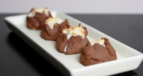 coconute chocolate cookies10