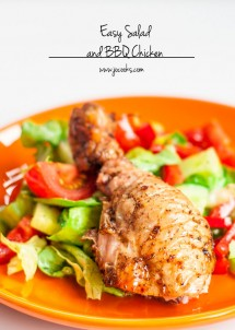 salad-and-bbq-chicken-2