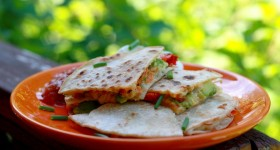 smoked salmon quesadilla12