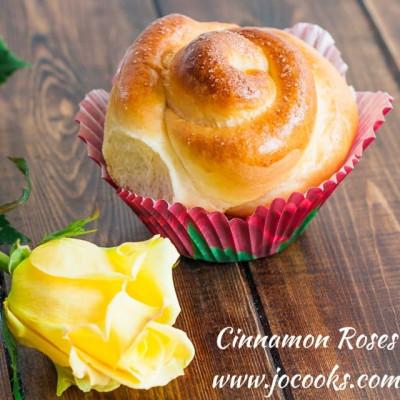Cinnamon Roses