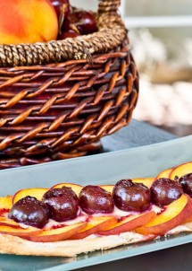 peach and cherry tart3
