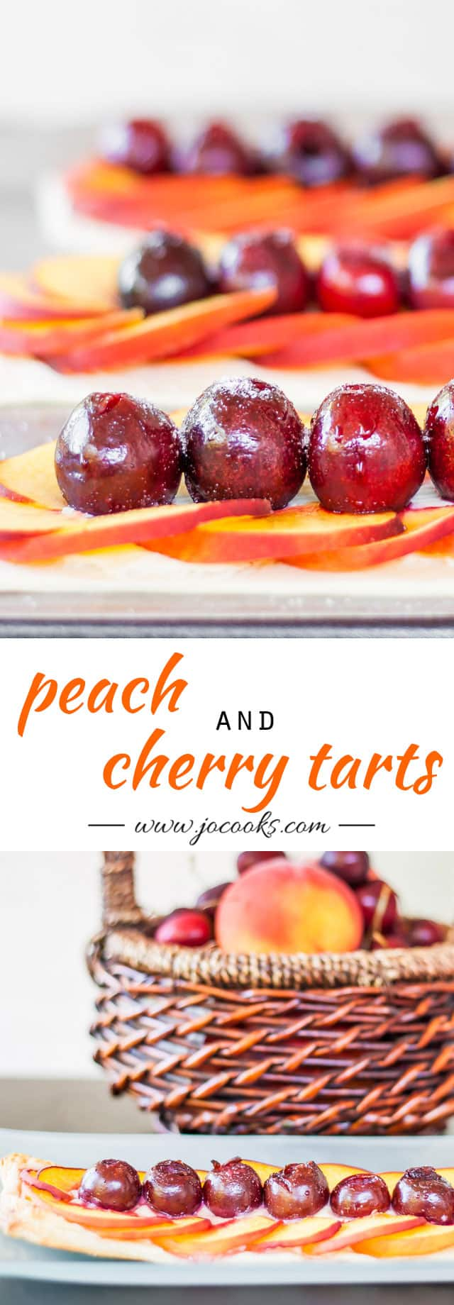 peach-and-cherry-tarts-collage