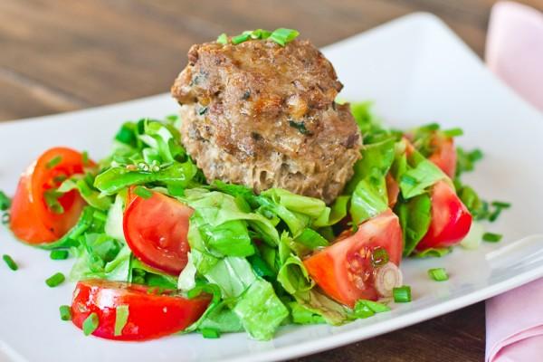 turkey meatloaf muffins-5
