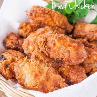 Jo's Buttermilk Fried Chicken