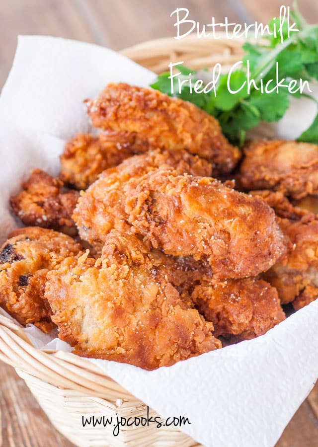 fried chicken with smoky gravy buttermilk fried chicken with cheesy ...