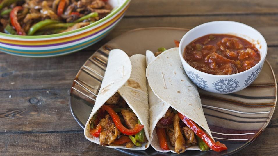 Basic Chicken Fajitas Recipes — Dishmaps