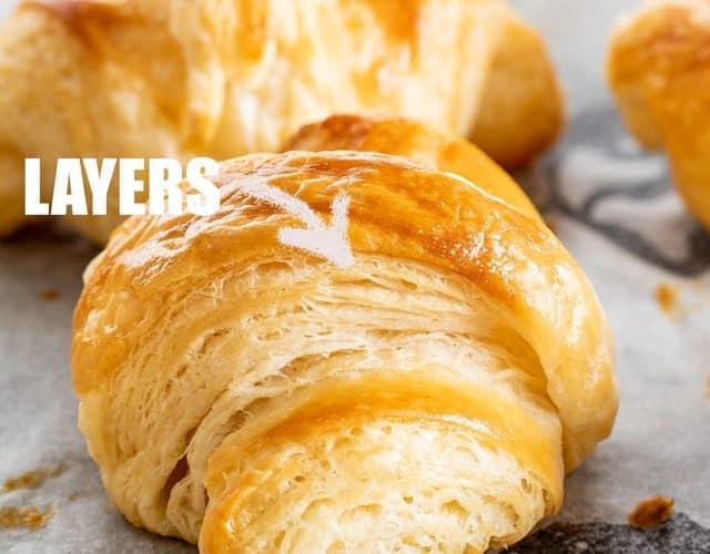 Homemade Croissants