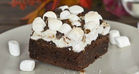 rocky road brownie1