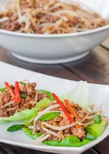 turkey-and-beef-lettuce-wraps