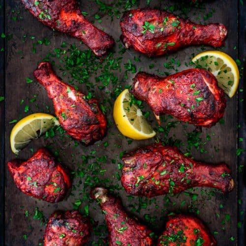 Tandoori Chicken Jo Cooks