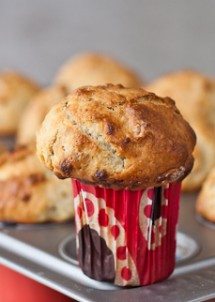 banana nut muffins-1-3