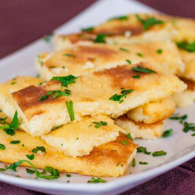 Creamy Polenta - Jo Cooks