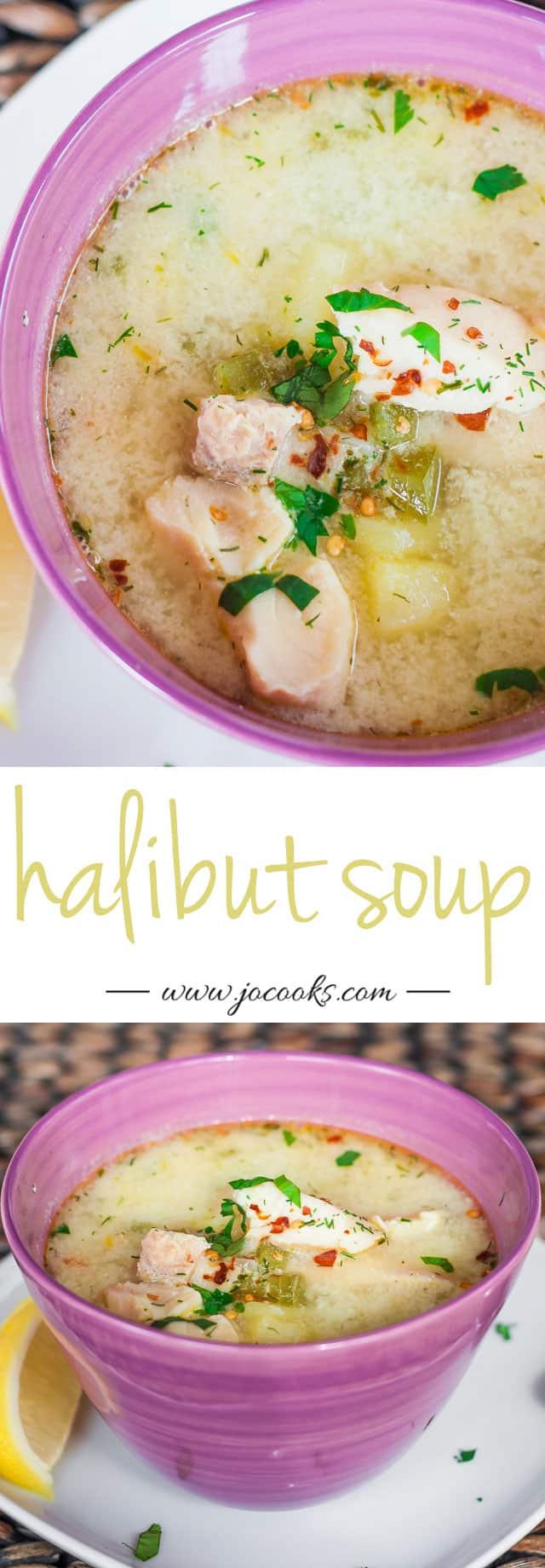 halibut-soup-collage