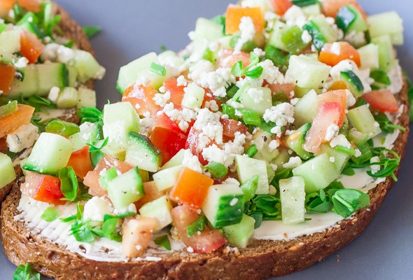open-faced-veggie-sandwiches-1