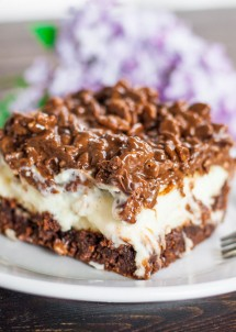 Triple Bypass Brownies