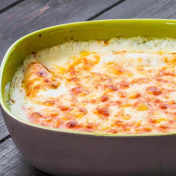 White Chicken Enchiladas - Jo Cooks
