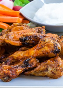 buffalo chicken wings-1-2