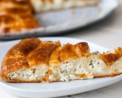 Cheese Spiral Pie