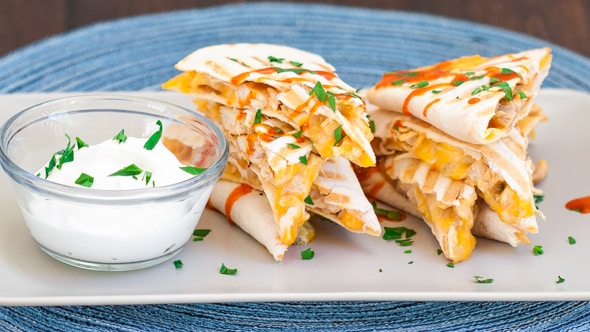 buffalo-chicken-quesadillas-1