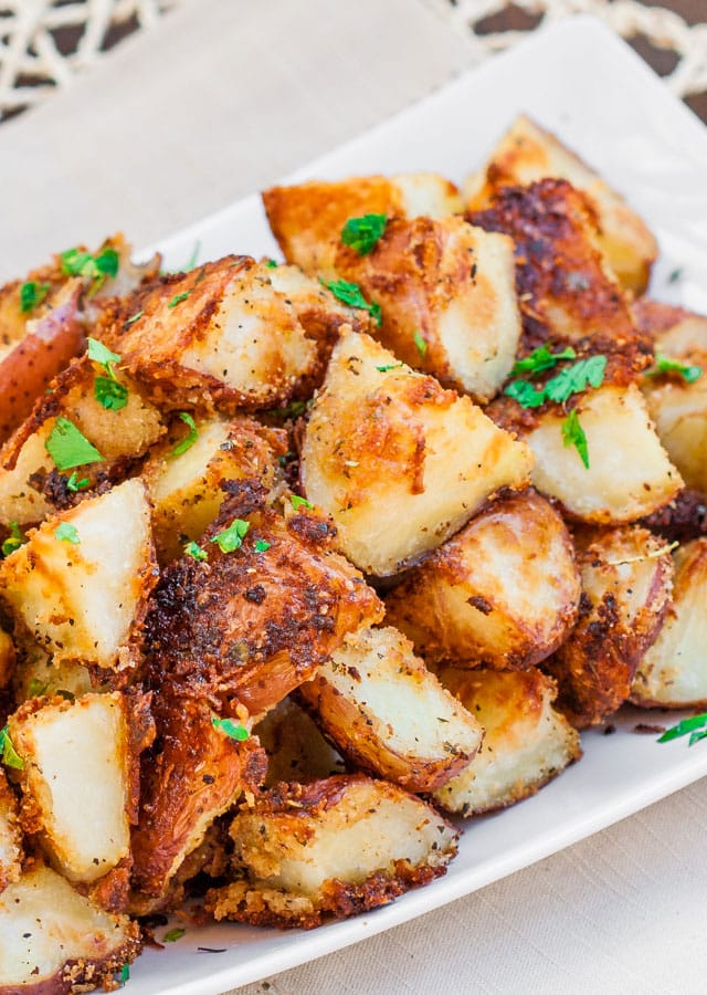 italian-parmesan-roasted-potatoes
