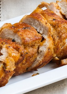 turkey breast stuffed with bacon-1-3