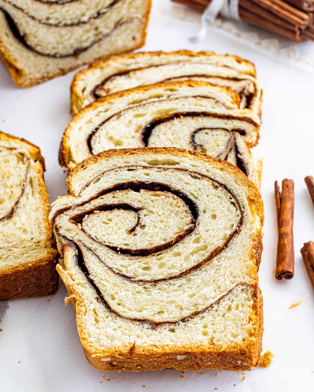 Cinnamon Bread Jo Cooks