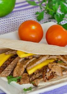 steak and mango fajitas-1-2