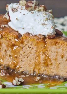 pumpkin ricotta cheesecake-1-3
