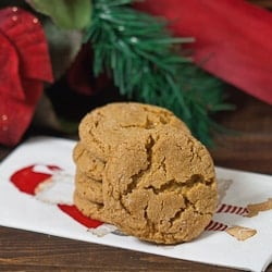 Ginger Snap Cookies