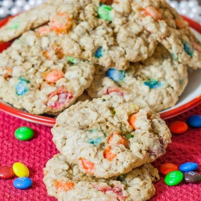 Oatmeal Candied Chippers