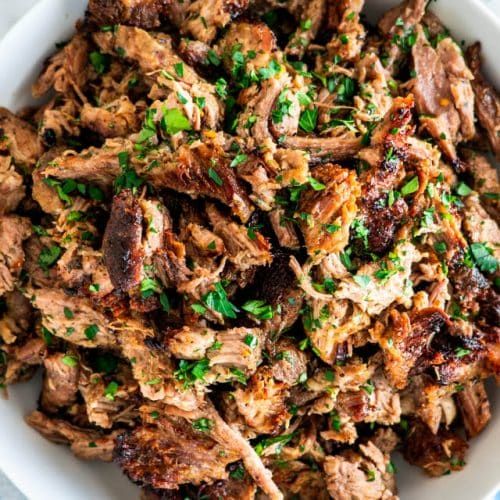 Pork Carnitas Jo Cooks