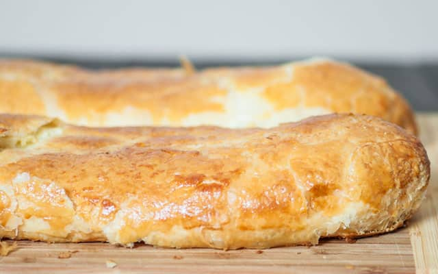 Savory Cheese Pie (Placinta cu Branza)