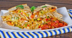 shrimp fiesta quesadilla-1-5
