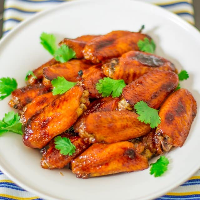 Vietnamese Style Chicken Wings - Jo Cooks