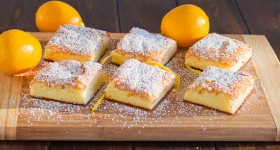 2 ingredient lemon squares-1-4