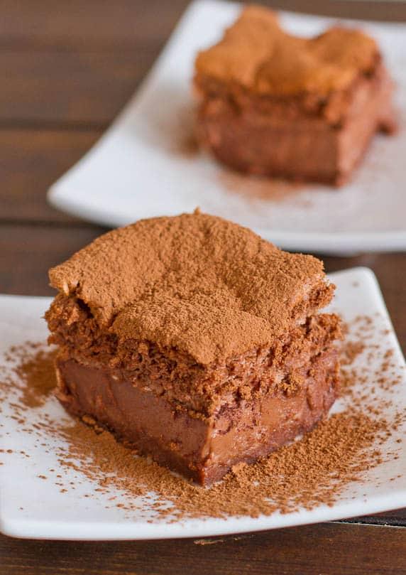 Jo Cooks Chocolate Magic Cake