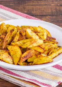 crispy-indian potato wedges-1